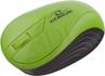 Titanum Mysz Neon Optyczna Bezprzewodowa 3 Przyciski | 1000 Dpi | 2,4ghz | Zielona TM115G