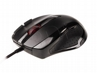 NATEC Genesis Mysz Gx68 Black Laser 3400dpi Gaming