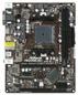 ASROCK FM2A55M-HD+ Amd A55 Socket Fm2+ (pcx/vga/dzw/glan/sata/raid/ddr3) Matx