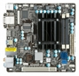 ASROCK AD2550-ITX Intel Nm10 (cpu/pci/vga/dzw/glan/sata/usb3/ddr3/so-dimm) Mini-itx
