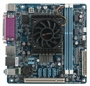 GIGABYTE GA-E350N WIN8 Amd A45 Bga Ft1 (cpu/pci/vga/dzw/glan/sata/ddr3) Mini-itx