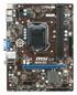MSI H81M-E33 H81 Lga1150 (pcx/dzw/vga/glan/sata3/usb3/ddr3) Matx