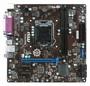 MSI H81M-P33 V2 H81 Lga1150 (pcx/dzw/vga/glan/sata3/usb3/ddr3) Matx