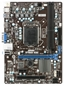 MSI B75MA-E33 Intel B75 Lga 1155 (pcx/vga/dzw/glan/sata3/usb3/ddr3) Matx