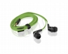 Słuchawki Douszne Kanałowe I-box Hpi P004 Green