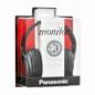 Słuchawki PANASONIC RP-HT260 (czarne/ Nauszne)