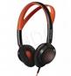 Słuchawki Sportowe PHILIPS SHQ5200/10 (czarno- Pomarańczowe)