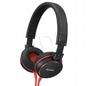 Słuchawki SONY Mdr-zx600r (czarne/ Nauszne)