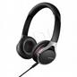 Słuchawki SONY MDR-10RCB (czarne/ Nauszne)