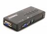 EDIMAX EK-PSK4 Przełącznik Kvm Ps2 4 Porty