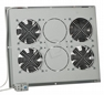 TRITON Panel Wentylacyjny Z Termostatem RAC-CH-X04-X3  (4x Wentylator 230v/60w, Sufitowo-podłogowy)