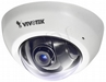 Vivotek [FD8136-F2 BLACK] Kamera Ip Kopułkowa [wewnęrzna] [1 Mega-pixel] [h.264] [poe 802.3af] [slot Microsd]