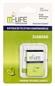 M-LIFE Bateria Do Nokia 5800 1650 Mah Bl-5j