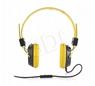 MODECOM Słuchawki Nagłowne Z Mikrofonem Mc-400 Circuit Żółte