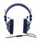 MODECOM Słuchawki Nagłowne Z Mikrofonem Mc-860 City Beat Niebieskie