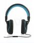 MODECOM Słuchawki Nagłowne Z Mikrofonem Mc-880 Big One Niebieskie