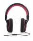 MODECOM Słuchawki Nagłowne Z Mikrofonem Mc-880 Big One Różowe