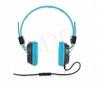 MODECOM Słuchawki Nagłowne Z Mikrofonem Mc-400 Circuit Niebieskie