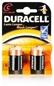 Bateria C DURACELL Lr14 / C / Mn1400 (k2) Basic - Ogniwo Alkaliczne Blister 2 Szt.