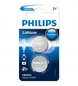 Bateria Pastylkowa PHILIPS CR2032P2/01B Lithium (2szt)