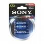 Baterie Alkaliczne SONY Lr03 Aaa 4szt Blister