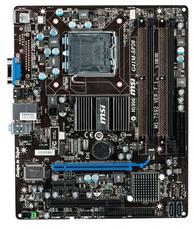 MSI ZH77A-G41 Realtek PCI-E Ethernet Drivers - Windows XP 32/64bit