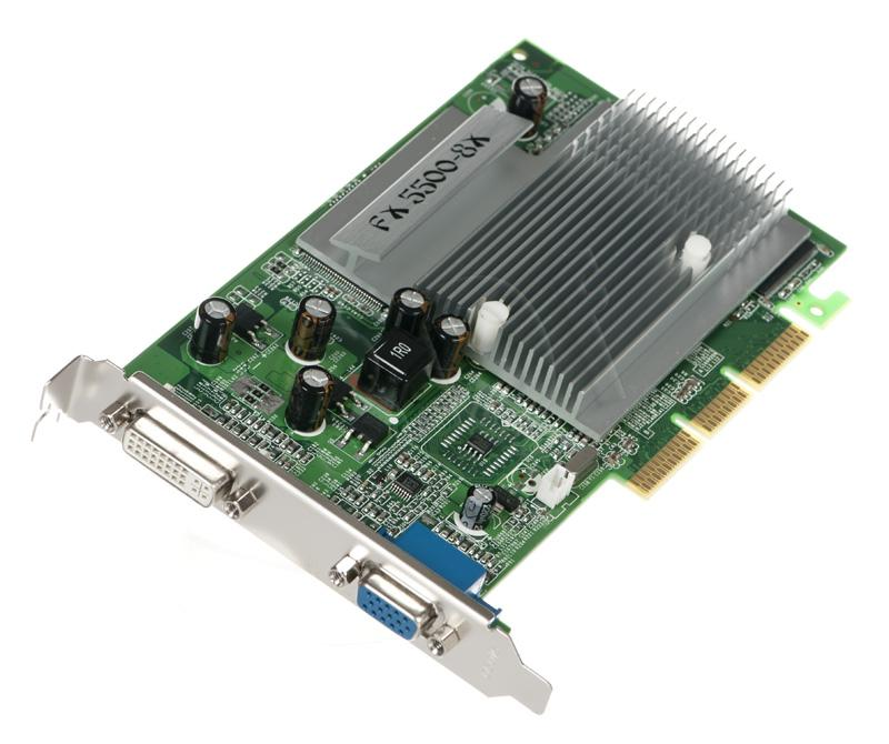 Geforce Fx 5500 Hdmi Agp